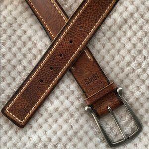Levi's Brown Leather Belt